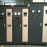 20年专业生产启动柜22kw-800kw电机软启动柜智能软起动柜全铜