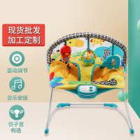 厂家直销摇床躺椅多功能电动智能躺椅智能宝宝秋千摇篮床哄娃神器