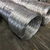 镀锌铁线10#银白色镀锌线a白色铁丝a10#低碳钢丝厂家