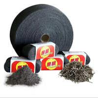 钢丝棉厂家承利磨具直供2Kg大卷钢丝棉工业用钢丝球1#-4#粗钢丝棉