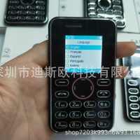 批发i9儿童直板卡片学生手机MP3时尚超薄迷你FM功能蓝牙播号电话