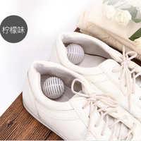 鞋袜除臭剂除臭球多用除味球家居鞋柜衣柜除味芳香球绿茶柠檬