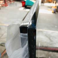 厂家优质专业生产优质定制10mm钢化玻璃可加工定制欢迎来图加工