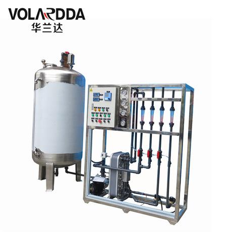 0.5吨每小时车用尿素制取用高纯水设备全不锈钢EDI超纯水机设备