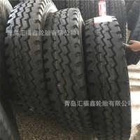 德轮DELUNAD668三线顺花全钢子午卡车货车轮胎1200R2012.00r20