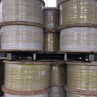 厂家生产电缆线1*7-1.7汽车拉索钢绳多功能镀锌钢丝升降钢丝绳