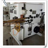 鑫德瑞缝焊机镀锌板烟囱弯头机烟囱专用缝焊机厂家直销高品质