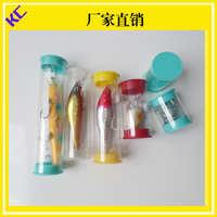 直销大口径透明PC圆管PETG塑料管塑料方管塑胶管塑料包装管内径30