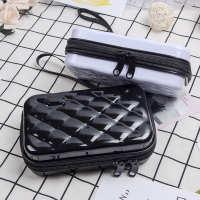 新款PC洗漱包航空化妆包迷你防水收纳包多功能旅行过夜包定制