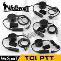 WoSporT厂家直销Z.TacticalTCIPTT搭配战术耳机户外真人cs适用