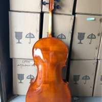 初学练习考级实木大提琴云杉面板枫木背板成人儿童型号齐全4/4