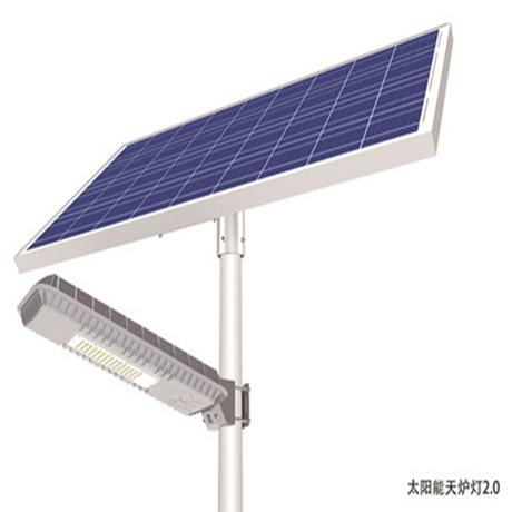 太阳能天炉灯