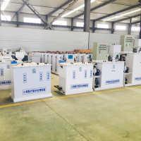 广东清远医院化验室污水处理设备整形美容院废水处理装置价格表