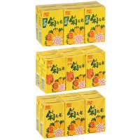 香港进口饮料维他Vita原味低糖蜜糖菊花茶饮料港版250ml*6盒组合