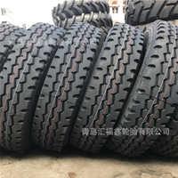 徐工25吨起重吊车加拖平板工程轮胎1100r20卡车钢丝轮胎11.00R20