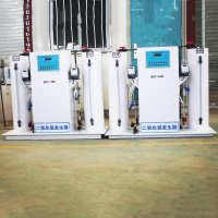 河南三门峡二氧化氯发生器用途原理农村饮用水消毒装置运行条件