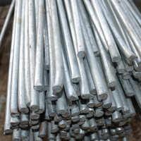 国强光亮线材直条建筑接地避雷用地线热镀锌圆钢6到12mm