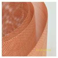 煤矿专用矿筛网铜网20目、30目筛分铜网耐腐蚀铜网镁矿开采用网