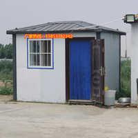 集装箱企业办公楼组合式集装箱办公楼快拼集装箱办公楼移动厕所