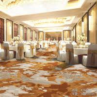 厂家直销800克现货酒店客房宴会厅满铺工程地毯高清印花商用地毯