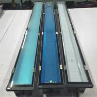 专业生产LED贴片三防灯外壳1.2米双支防水贴片型铝合金三防灯套件