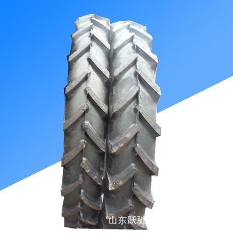 现货供应230/95-48人字花纹采棉机中耕机轮胎可定制钢圈