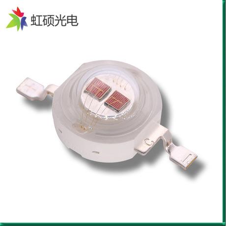 深圳 2V4V8V 灯珠红光大功率LED