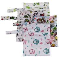 迷你尿片袋防水尿布包婴儿推车挂袋厂家货源支持外贸贴牌