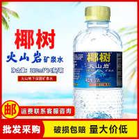 椰树火山岩矿泉水320ml*24瓶整箱海南岛天然好水