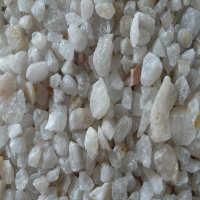 熔融石英砂普白水处理专用石英砂1-3mm石英砂滤料研压磨料