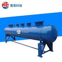 定制地暖室内外学校碳钢分水器采暖集水器中央空调循环水分集水器
