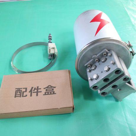 量大优惠OPGW光缆接头盒杆用光缆接续盒一进一出24芯接头盒