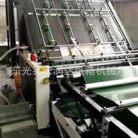 厂家供应现货发售半自动高台裱纸机面纸升降提升裱坑机
