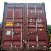 固定式集装箱 30吨集装箱 干货柜集装箱黄埔广州