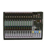 厂家直销专业调音台8.12.16路大型舞台专用酒KTV专业GM系列调音台