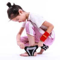 劳拉之星儿童护踝防护运动扭伤脚腕薄款透气足球篮球舞蹈固定护具