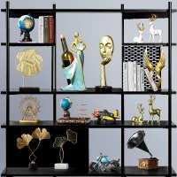 北欧轻奢玄关创意小摆件家居客厅装饰品现代电视酒柜房间布置摆设