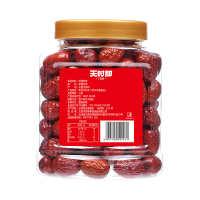天时和新疆红枣若羌灰枣500g一级免洗即食零食新货5斤装和田大枣