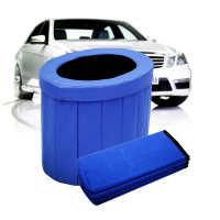 外出便携式厕所旅行户外坐便器大人汽车内应急大车载马桶车移动上