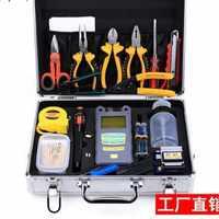 厂家直销可定做光纤熔接机抢修维护工具箱线缆施工冷接熔接套装