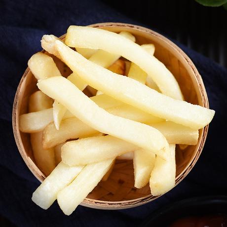 薯条冷冻免邮油炸半成品肯德基kfc美式炸薯条粗薯细薯速冻小吃2kg