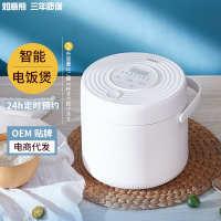 迷你电饭煲家用智能预约多功能厨房2L蒸煮电饭锅小型饭煲厂家直销