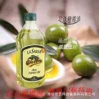 意大利进口甘达牌橄榄油特级初榨1L食用油沙拉调料1瓶