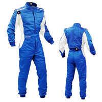 F1赛车服专业超有型防火专业阻燃连体赛车服房车卡丁车连体赛车