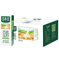 20年4月新豆本豆原味豆奶250mlX12盒植物蛋白早餐奶礼盒装