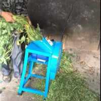 养鸡家禽干湿切片碎菜机大型铡草机玉米秸秆小型打碎养殖业农用夜
