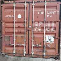 固定式集装箱 通用集装箱 干货柜集装箱南沙广州