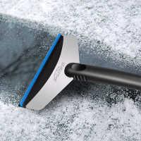 汽车车用玻璃雪铲冰铲不锈钢冬季清雪除霜除雪刮雪器除雪铲冰箱用