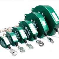 3/5/10米织带式防坠器速差器自控器高空速差带式防坠器人体自锁器
