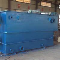 安徽巢湖综合式溶气气浮机气浮沉淀一体机方形气浮装置安装视频
